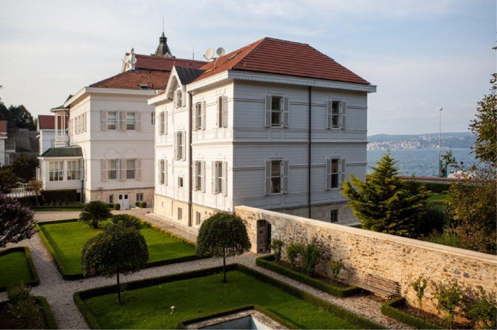 İstanbul Kültür Akademisi Evi